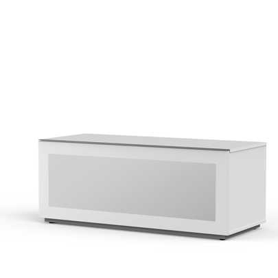 Meliconi MyTVStand 12050F GLASS WHITE tv állvány