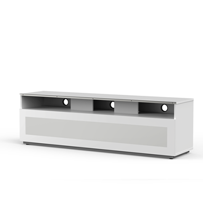Meliconi MyTVStand 16040H GLASS WHITE tv állvány