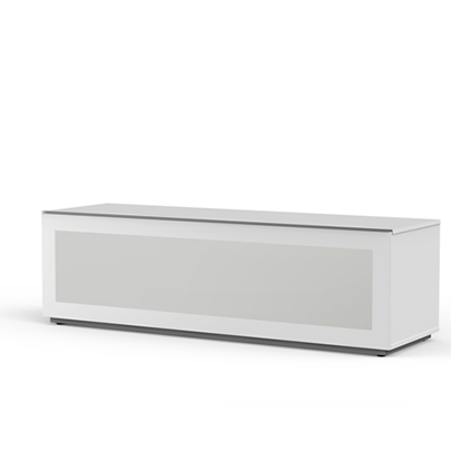 Meliconi MyTVStand 16050F GLASS WHITE tv állvány